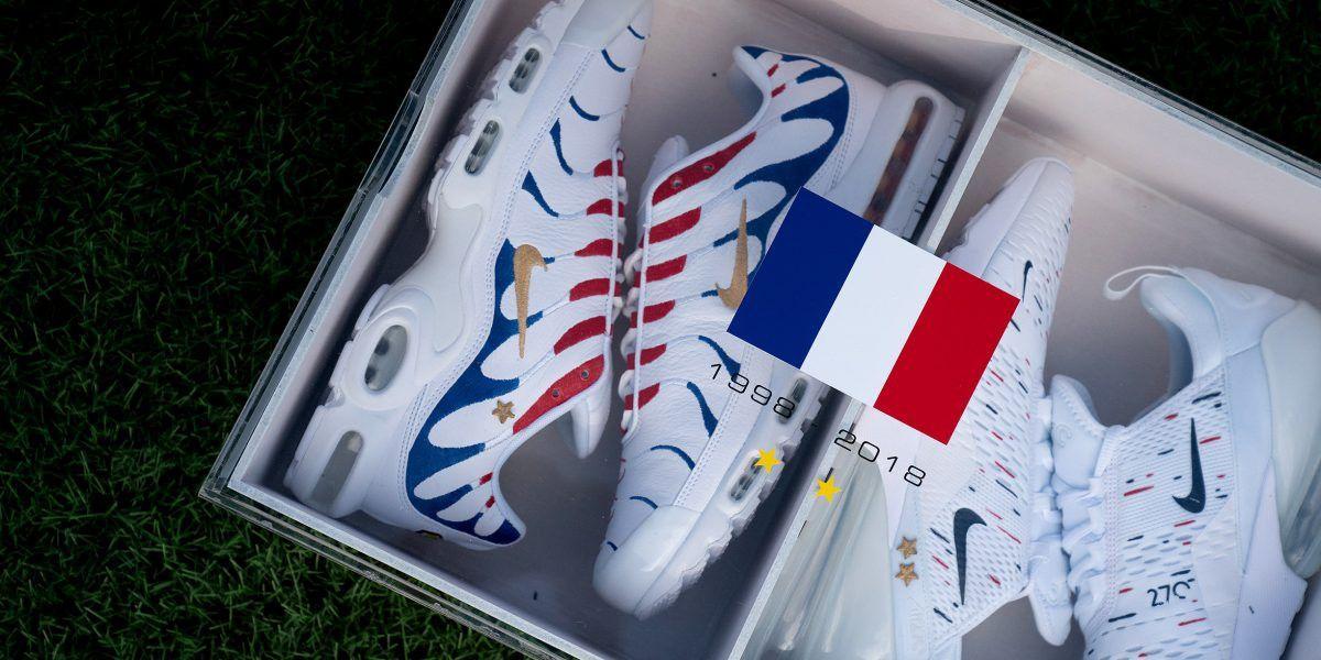 Pour Son Anniversaire, Nike Offre À Kylian Mbappé Deux