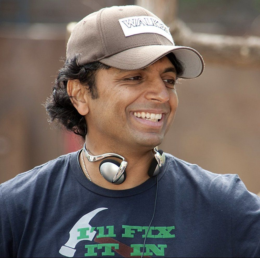 M night shyamalan to produce a tv series for apple most