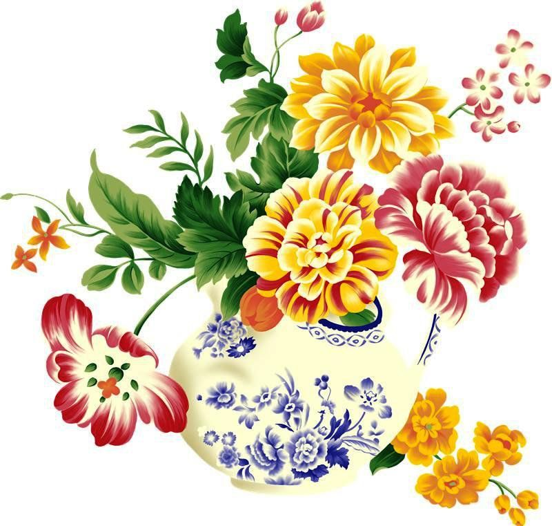 как сделать из ленточек цветы фото