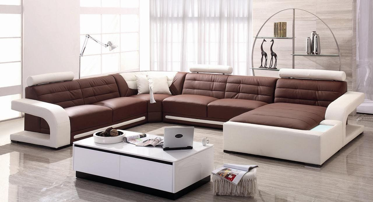 2019 Cool Sectional Sofas Rock Your Space With Their Creative