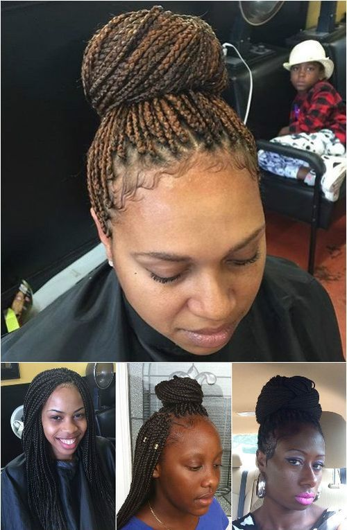 50 exquisite box braids hairstyles to do yourself box braids black hair solutioingenieria Gallery