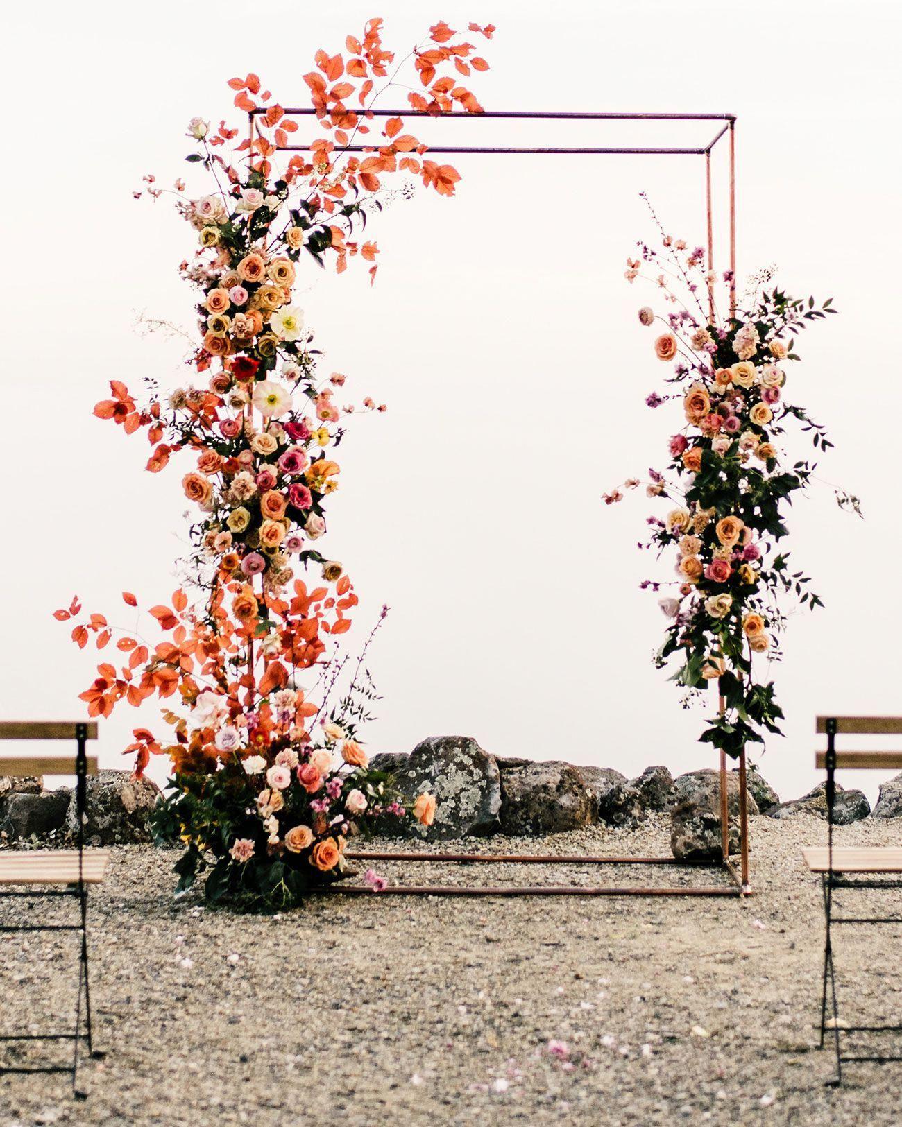 Stylish Wedding Ceremony Decor: Stylish Simplified Wedding Planning Visit Website