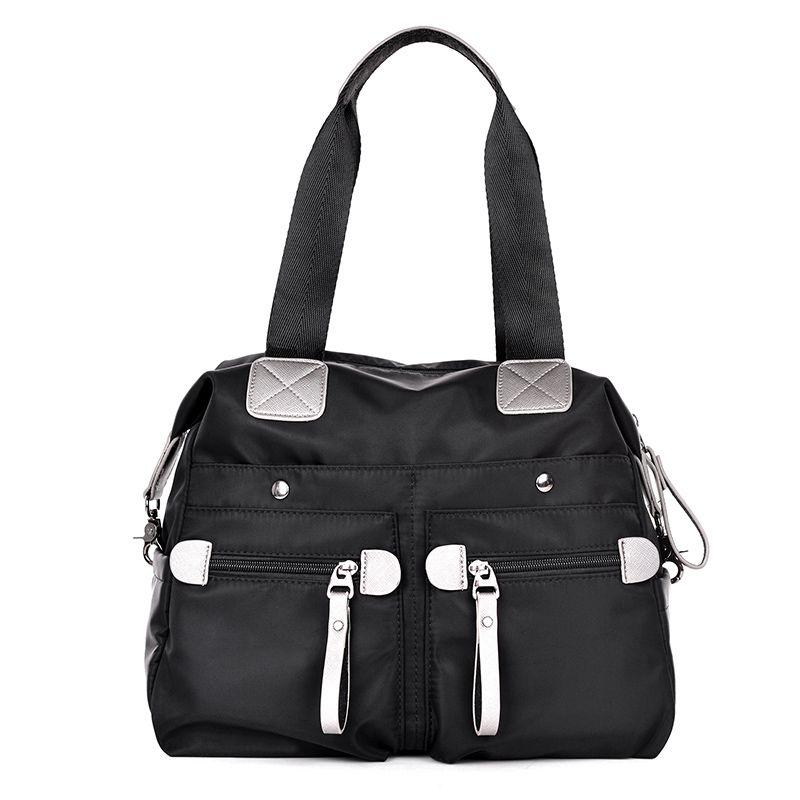 Fabra Women Handbag Waterproof Nylon Shoulder Women Messenger Bags ...