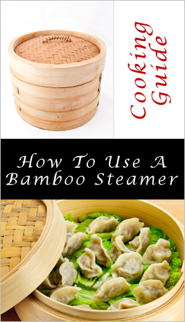 Tips For Bamboo Steamers How To Use Care For Them Tipnut Com Food Recipes Cooking
