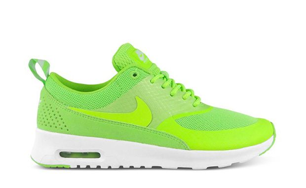 air max thea neon green
