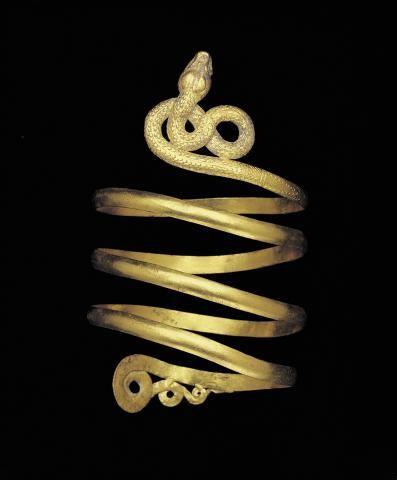 Single Snake Armlet Dma Collection Online Aretes Joyas