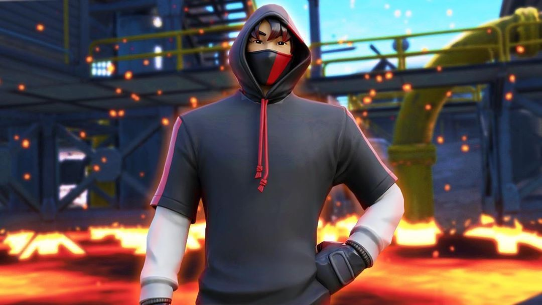 Ikonik Free To Use Thumbnail Just Give Credit Part Of Team Bh Tag Best Gaming Wallpapers Fortnite Instagram