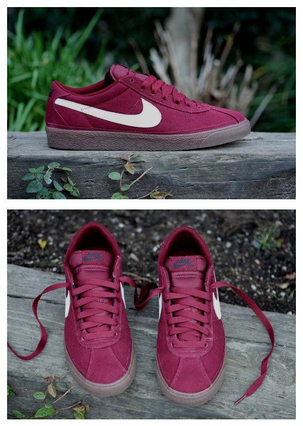 2018 Sb Bruin Zapatillas Burgundy Nike Pinterest En cUFwOgSSHf