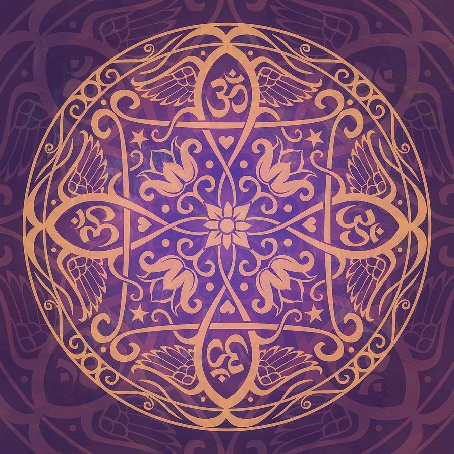 Épinglé sur Dessin de Mandala