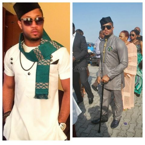 Pictures Of Nigerian Male Celebrities On Native Outfits Fashion Nigeria Afrocentric