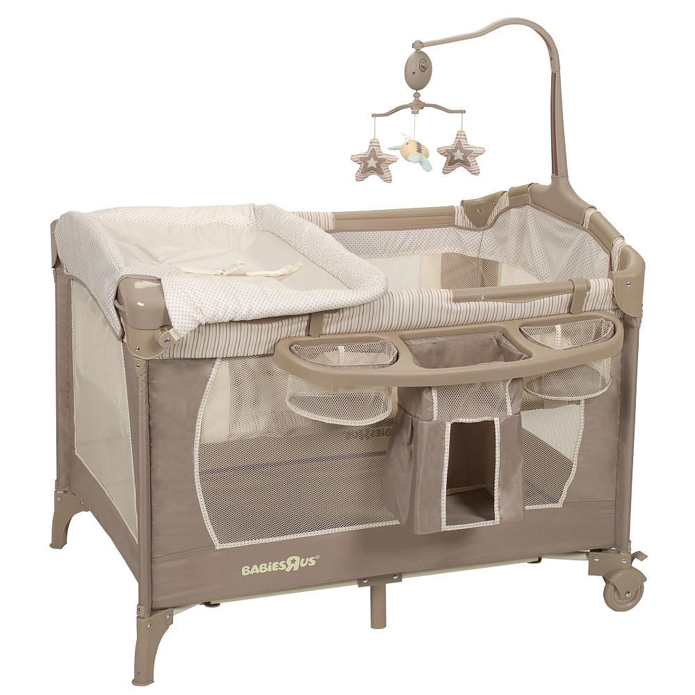 Baby cribs at toys r us - Babies R Us Beary Fine Play Yard B Is For Bear Babies R Us