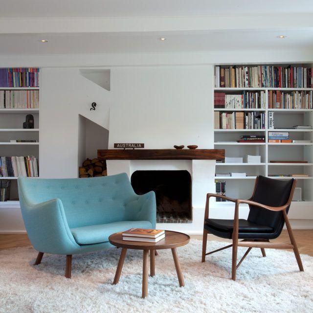 Danish Couple Feeding Aussies Love Of Scandinavian Furniture Scandinavian Sofa Design Scandinavian Design Armchair Scandinavian Design Bedroom