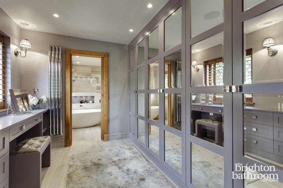 Best Stunning Master Wetroom With Walk Through Dressing Room 400 x 300