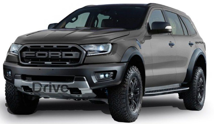 2020 Ford Bronco Raptor Price Ford Endeavour Ford Raptor Ford