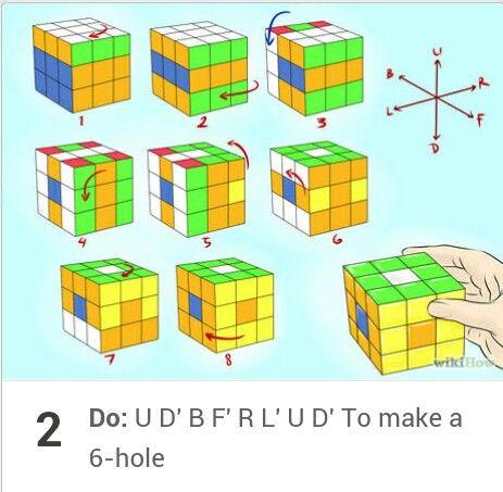 Armar Rubik Hacer Cubo Rubik Resolver Cubo De Rubik Solucion Cubo Rubik