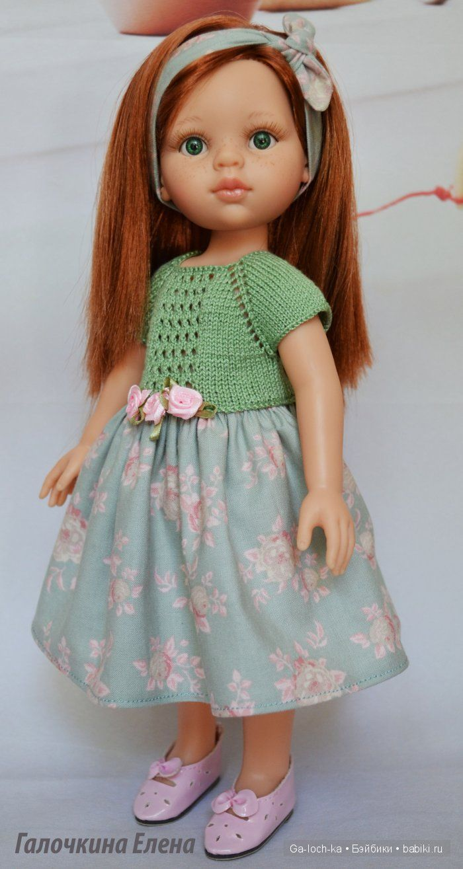 Pin von Елена Григорьева auf КУКЛЫ | Puppenkleidung