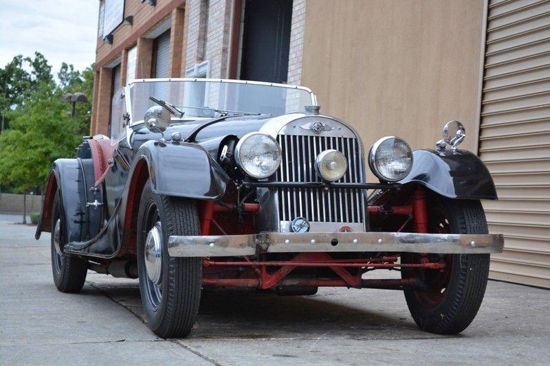 1953 Plus 4 クラッシックカー, 車, カー