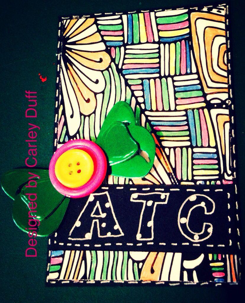 Atc thyme colouring