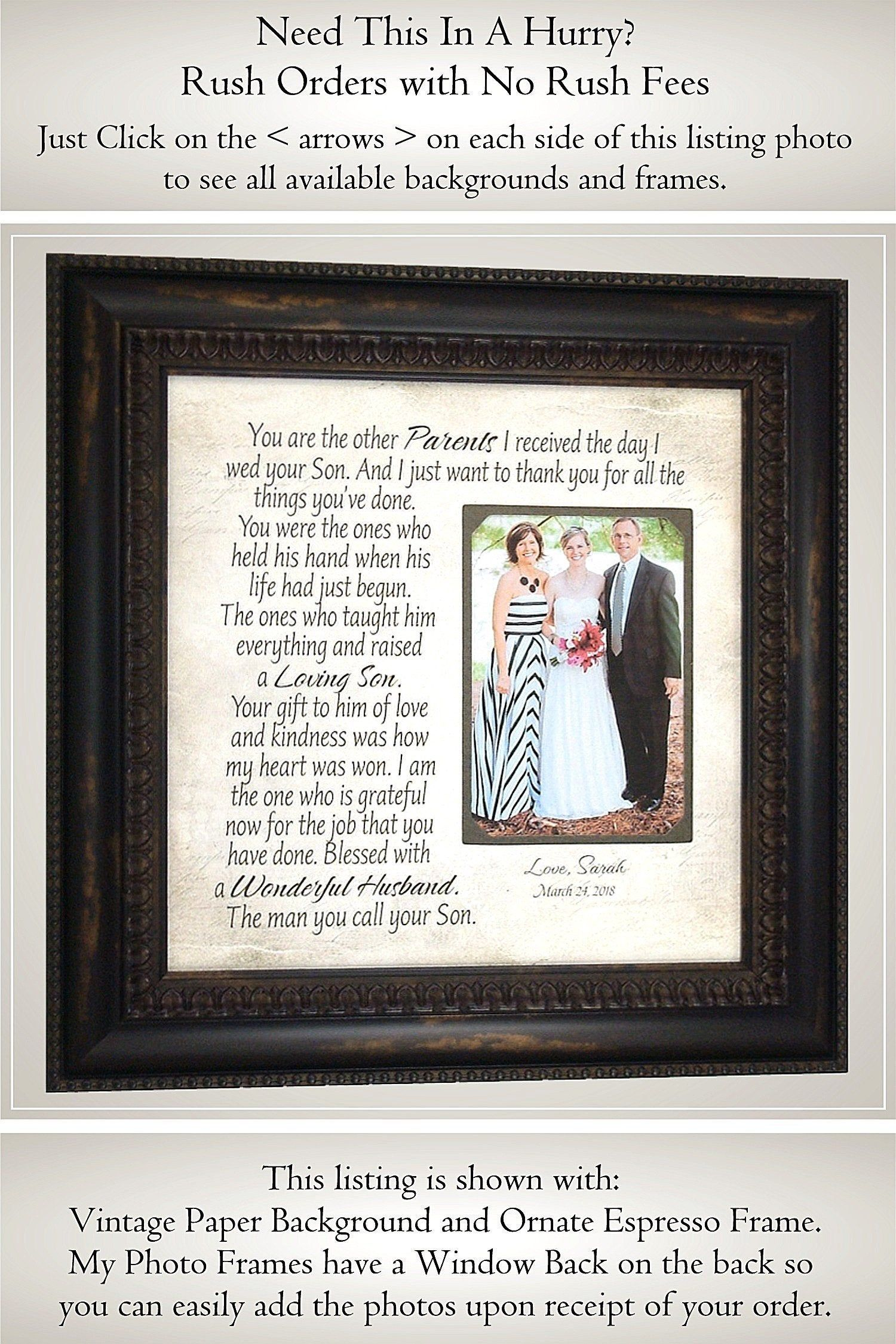 Check out wedding gift parents bride gift to groom
