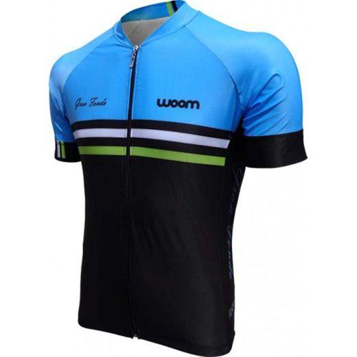 Camisa Ciclismo Woom Supreme Gran Fondo