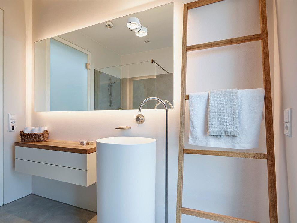 Ein Fugenloses Bad Gibt Ihrer Wohnung Den Letzten Schliff