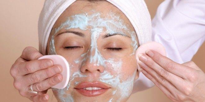 Perfect face bleach solution