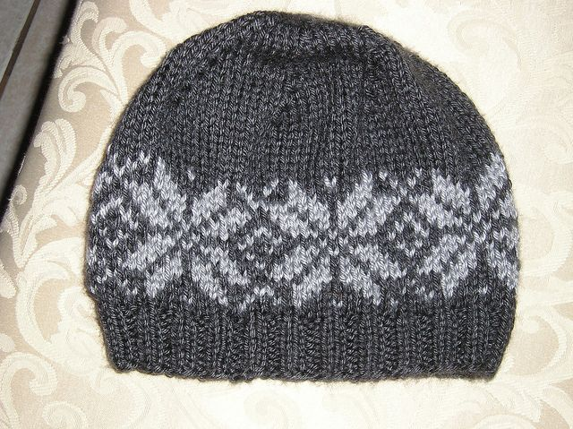 Ravelry: Basic Knit Hat pattern by Cynthia Miller | Knitting and ...