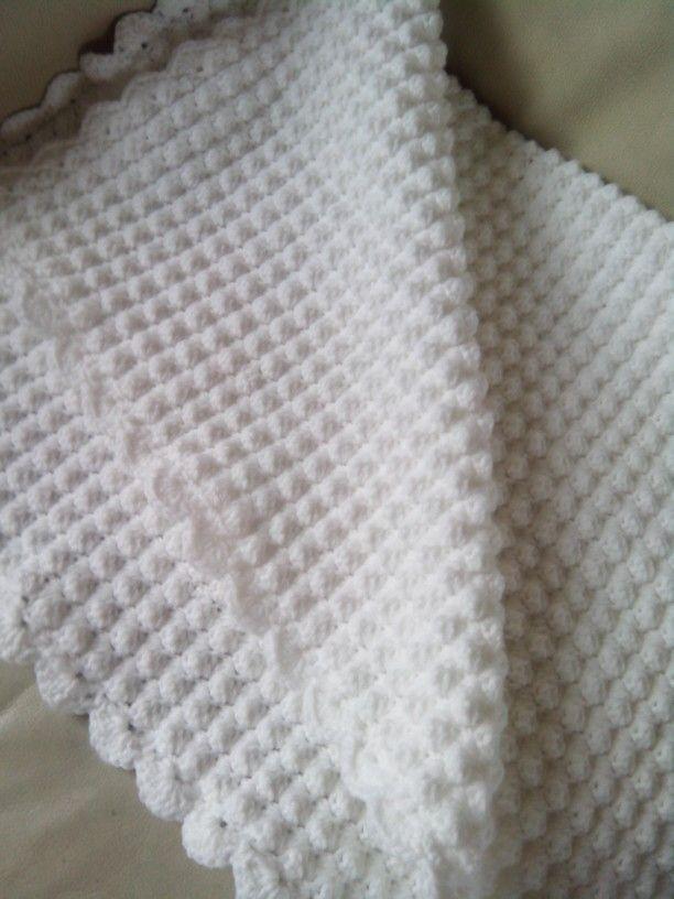 Babydeken Boxkleed Chris Haken En Breien Crochet Baby Baby
