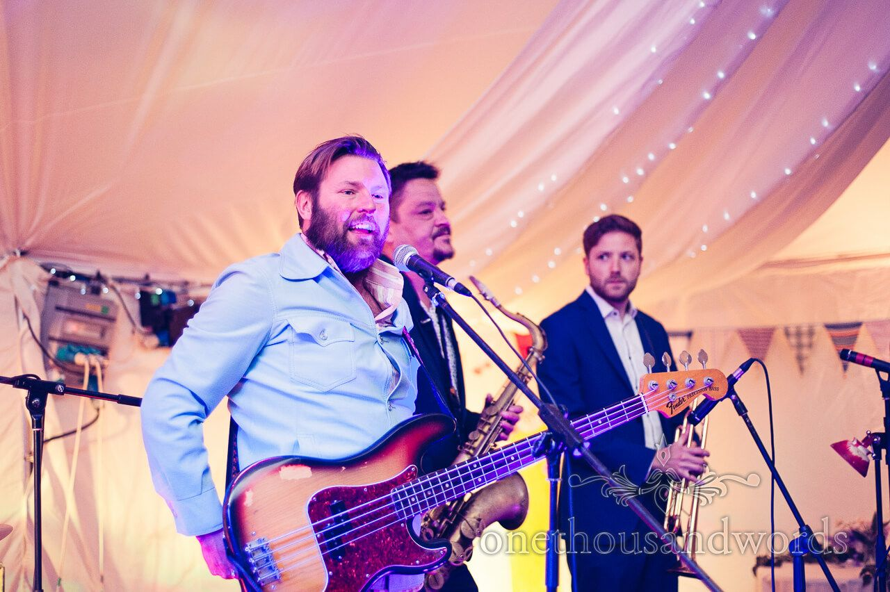 Under The Covers Wedding Band Photograph. Photography by one ...