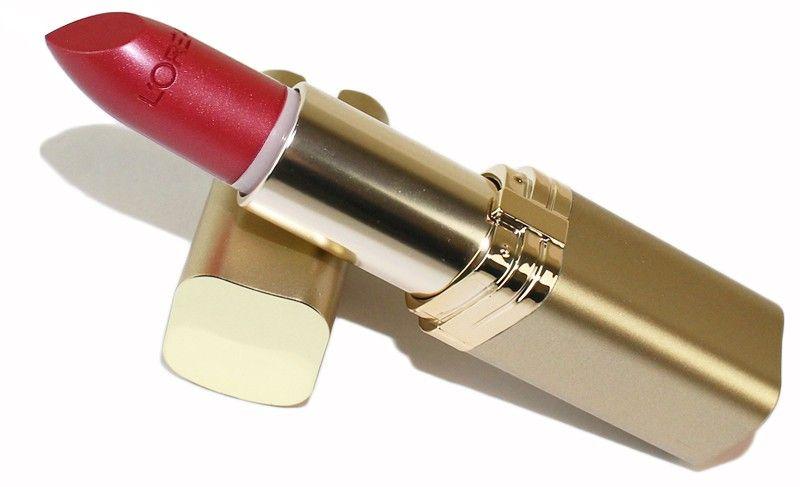 LOreal Paris Color Riche Shine Lipstick 642 #MLBB