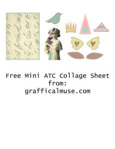 Free Collage Sheet