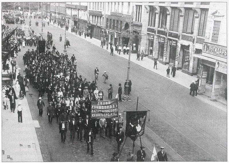 Эпизод 7: в России Октябрьской революции 1917 года | 15 минутной истории