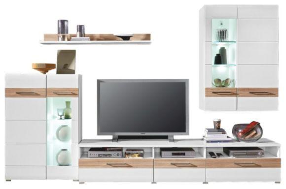 Modernes Design für Ihr Wohnzimmer: Diese Wohnwand von BOXXX ...