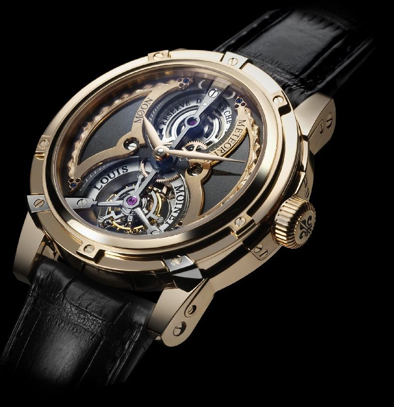 305fd0156 The Louis Moinet Meteoris watch is the world's most expensive watch & costs  $ 4.6 million. WOW!!!