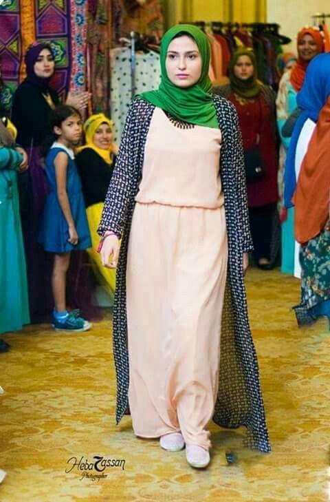 hijab fashion   Fasatin - فساتين