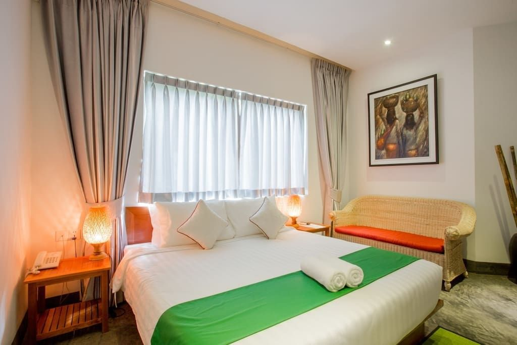 Check out this awesome listing on Airbnb: Relaxing Cozy Rooms Close to Angkor Wat Temple - Bed & Breakfasts for Rent in Krong Siem Reap