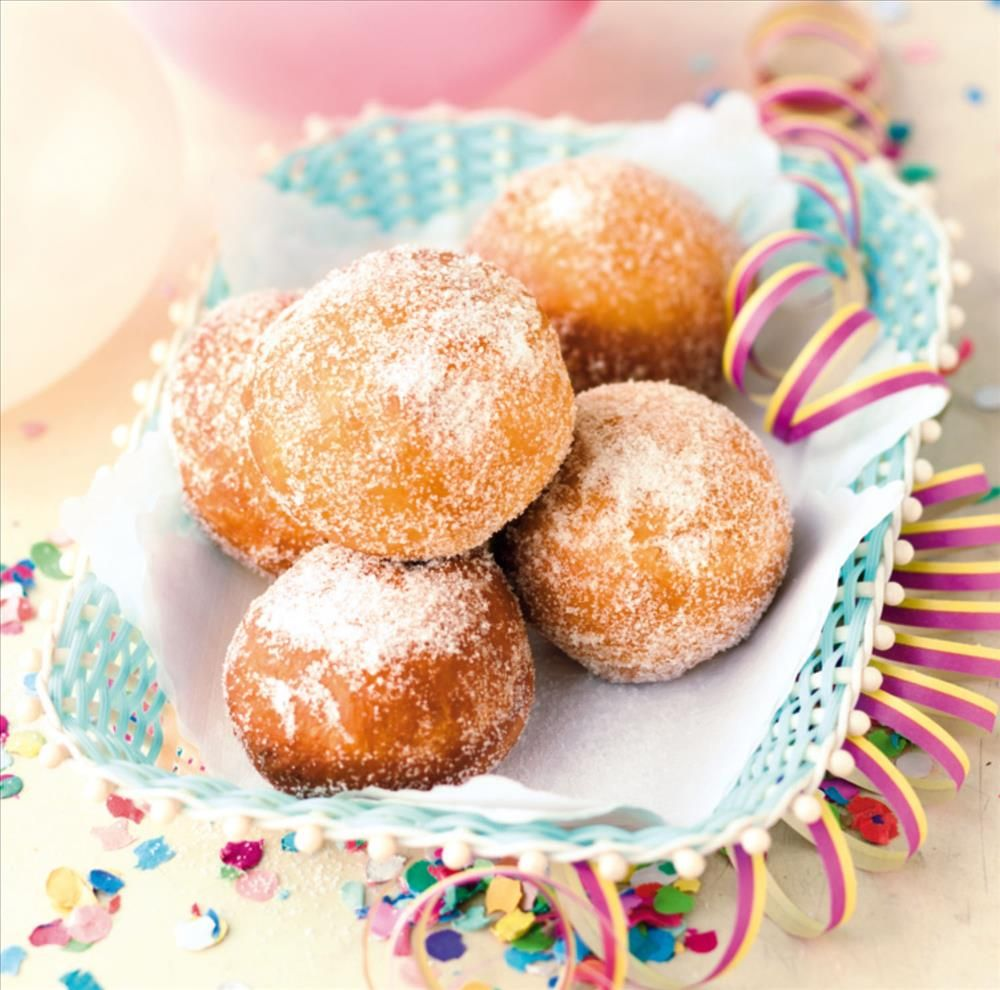 berliner karnevals krapfen selber machen sweets and treats pinterest cake. Black Bedroom Furniture Sets. Home Design Ideas