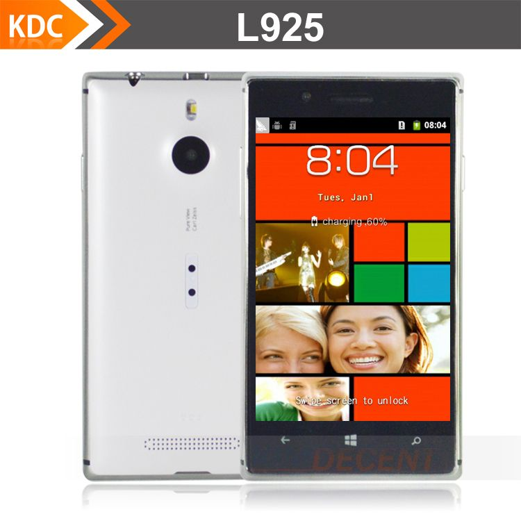 L925 Android cell phone CPU SC6820 1 0GHz 4 inch 256GB RAM 256GB ROM
