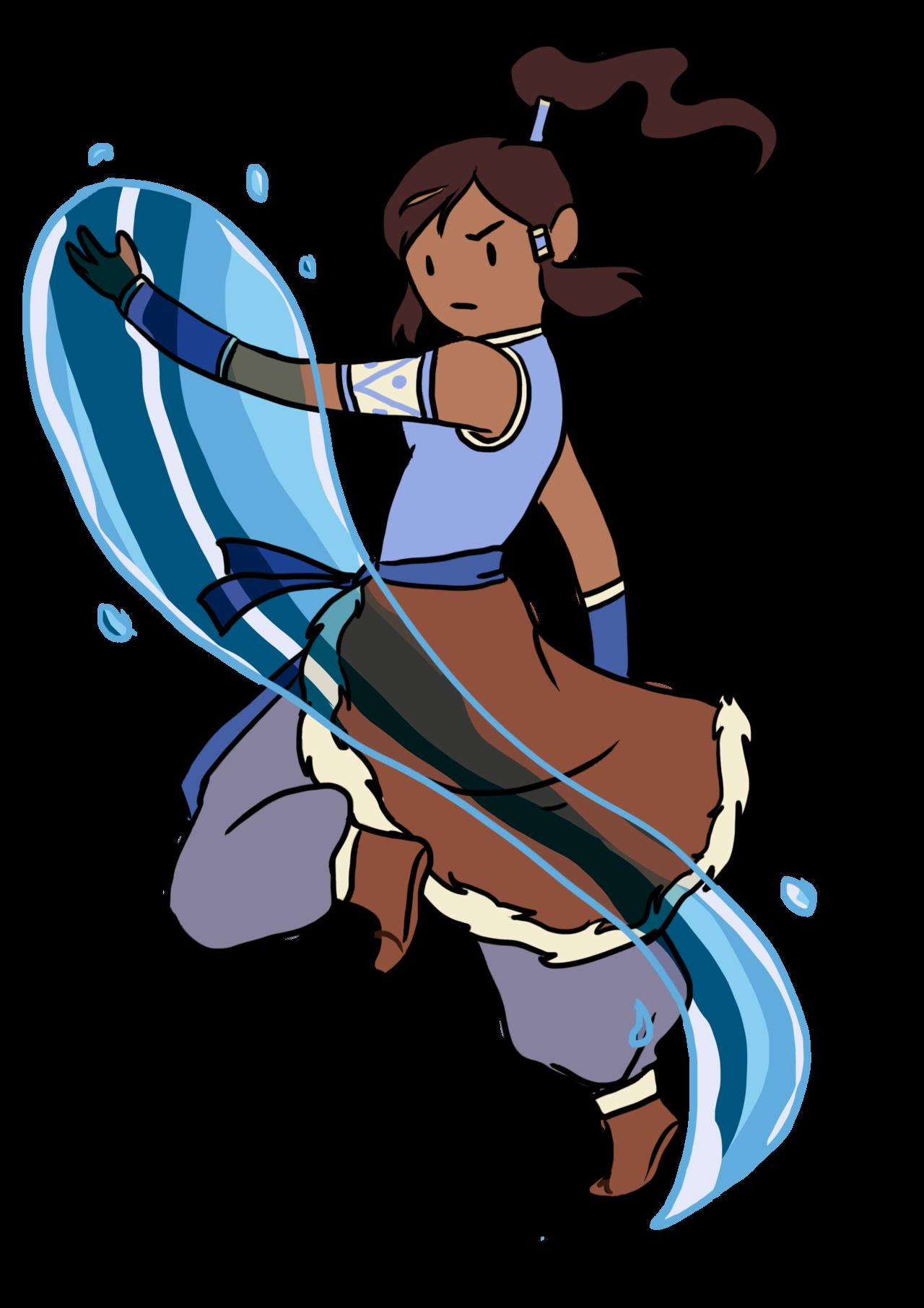 fire aang avatar water