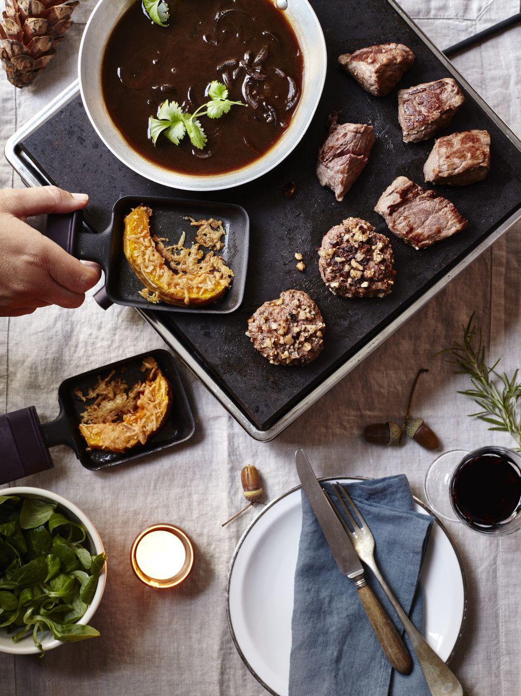 Recept Steak En Hamburgertjes Op De Steengrill Pinterest Steaks