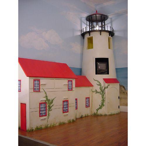 Lighthouse Bedroom Set from PoshTots