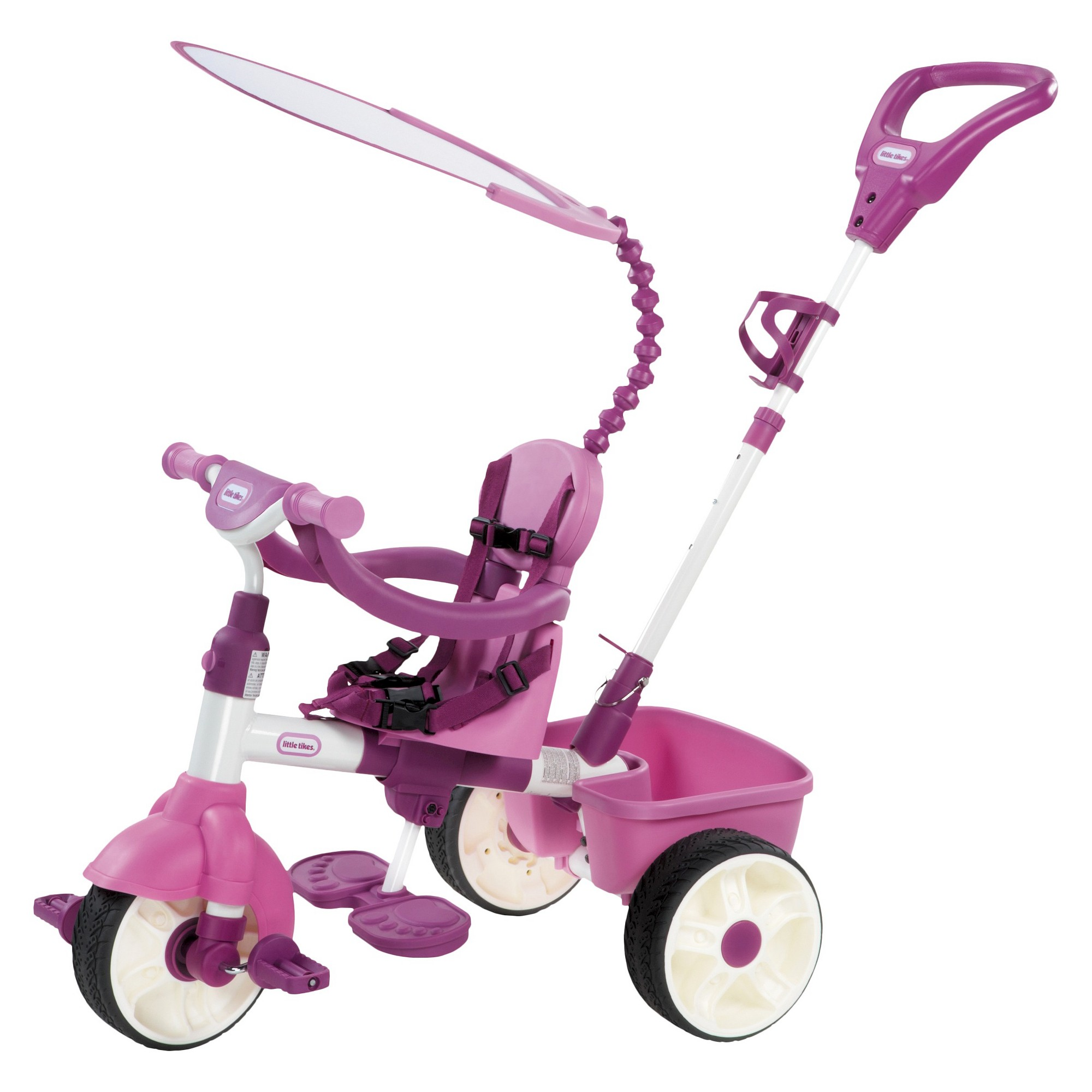 Smart Trike Roze Little Tikes 4 In 1 Trike Basic Edition Pink Products
