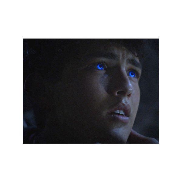Teen Wolf Eye Gougings (& SharkJumpings?) - Blog - The Film... ❤ liked on Polyvore featuring eyes