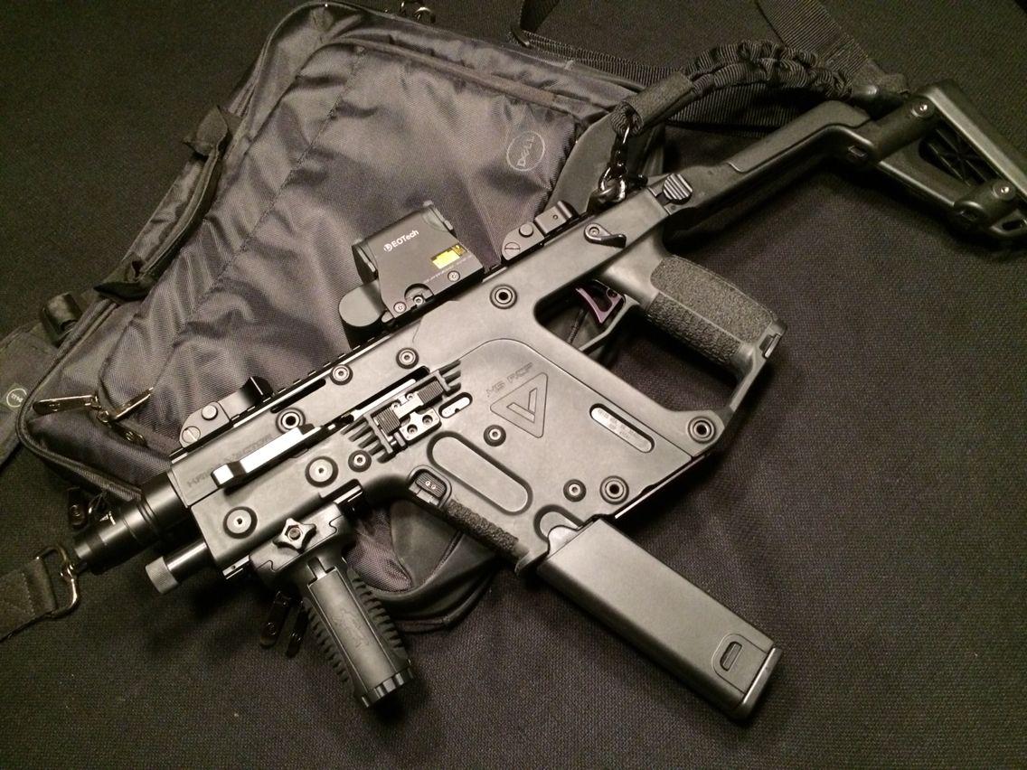 Pin on Kriss Vector 45ACP/9mm
