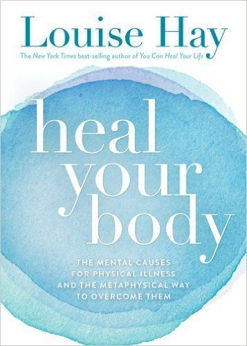 NK Rec - Heal Your Body: Louise Hay: 9780937611357: http://Amazon.com: Books