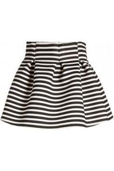 Faldas de niña - Molo BENTE Falda plisada breton  cb1f61cad2cb
