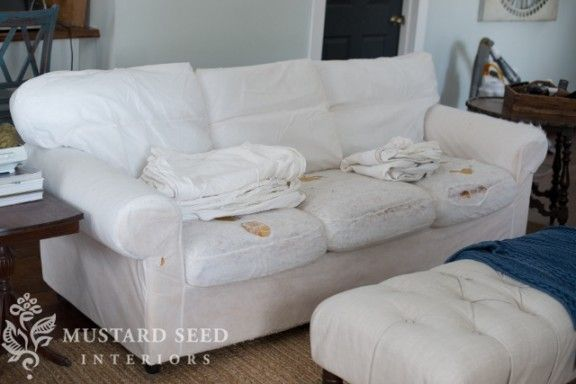 Awesome Miss Mustard Seeds Review Of The Ikea Ektorp Sofa
