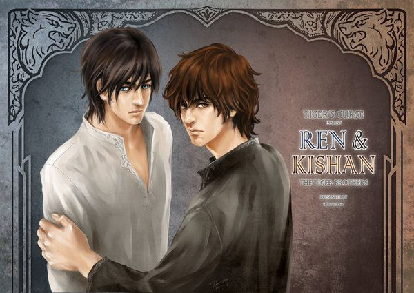 Tiger S Curse The Tiger Brothers By Tetsuamesae Deviantart Com