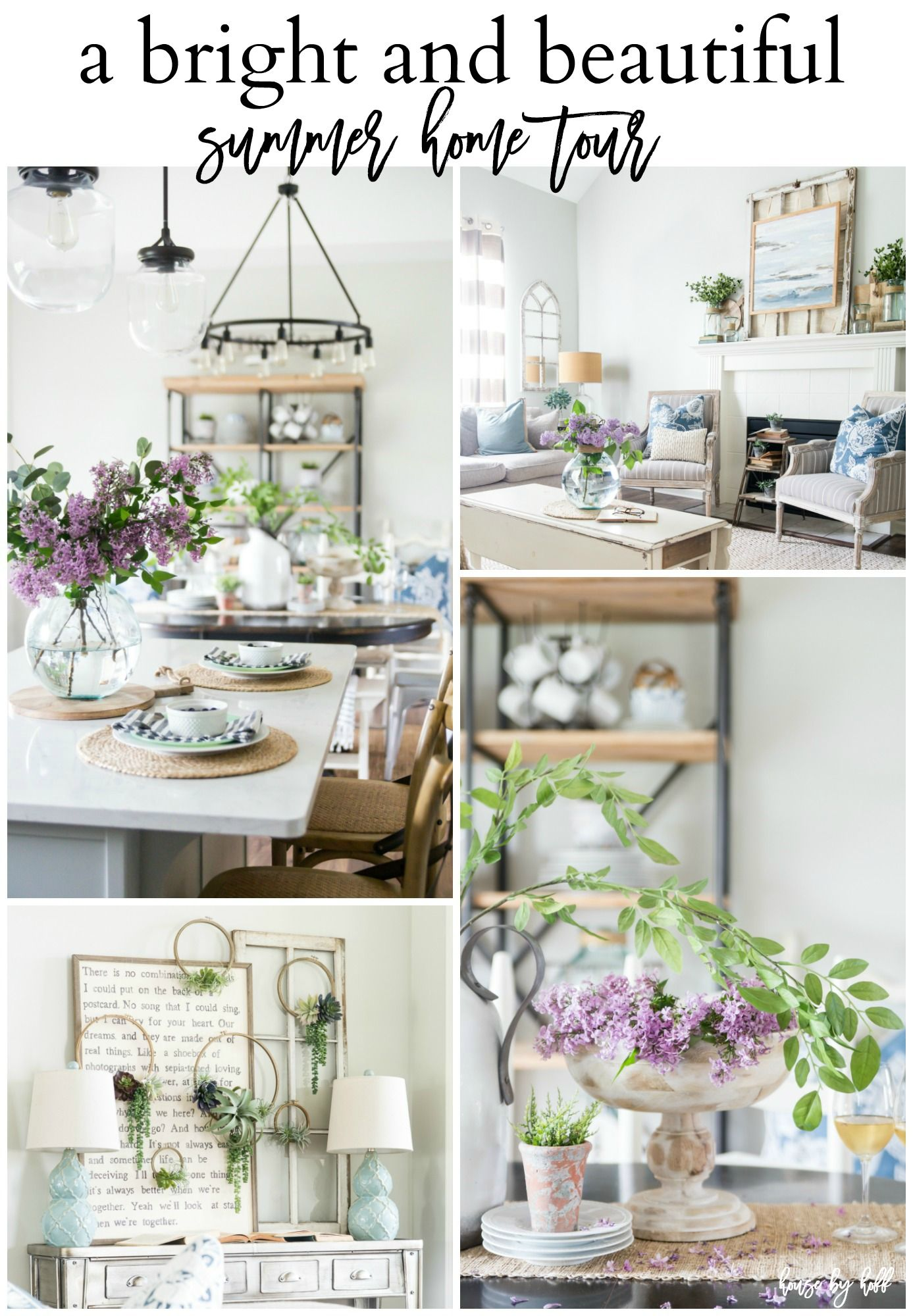 Having  decorating blog is so much fun but it   especially at the change of seasons  love adding decorative touches changing things here and also bright beautiful summer home tour furniture refinishing rh pinterest