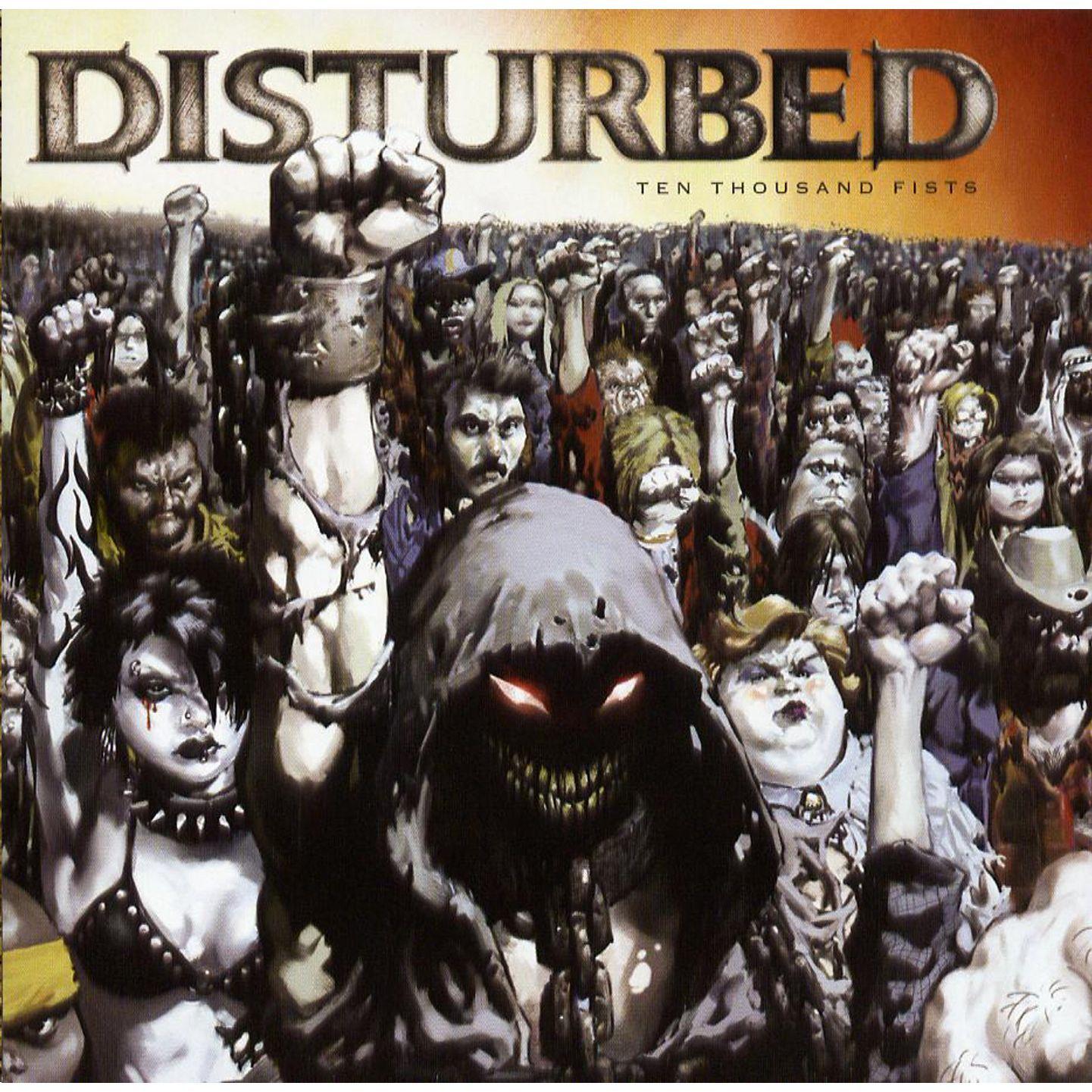 Disturbed ten thousand fists download